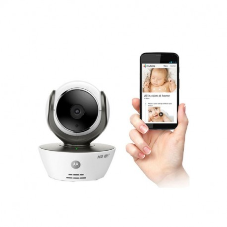 Baby Monitor MBP85 connect
