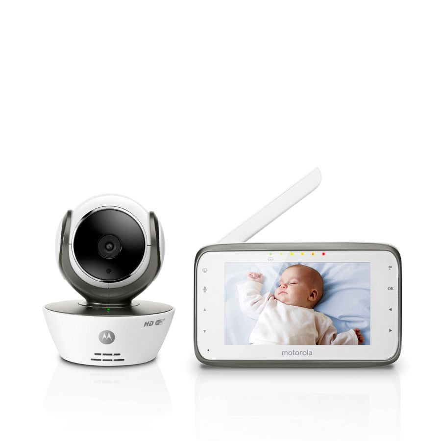 Baby Monitor MBP854/854S connect-img-358