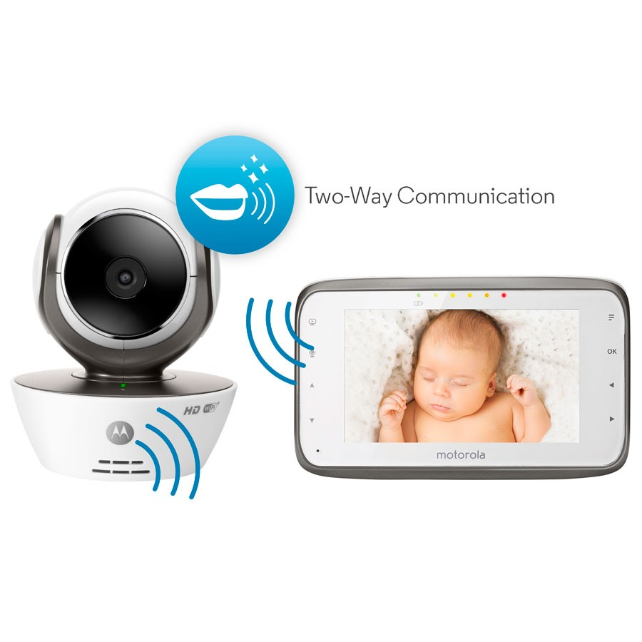 Baby Monitor MBP854/854S connect-img-363