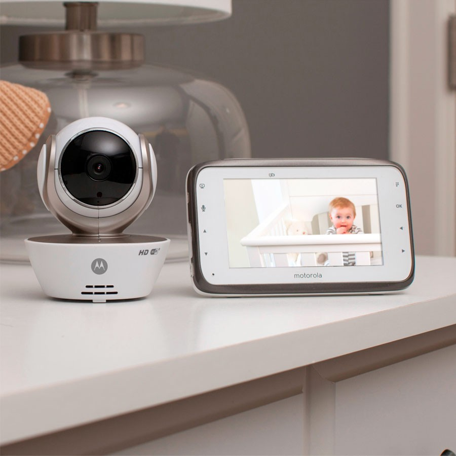 Baby Monitor MBP854/854S connect-img-364